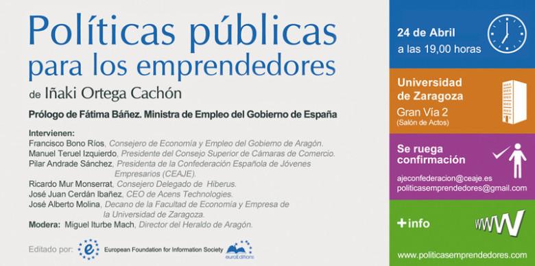 Políticas públicas para los emprendedores